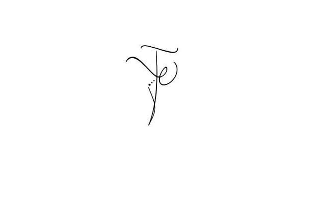 kalligrafie tatoeges, kalligrafie tatoege letters TE, kalligrafie tatoeage naam, tattoo letters ontwerpen, kalligrafie fur tatoege, karakter, kalligrafie tattoos ontwerp, tattoo kalligrafische, calligraphy initial tattoo, calligraphy initials tattoo